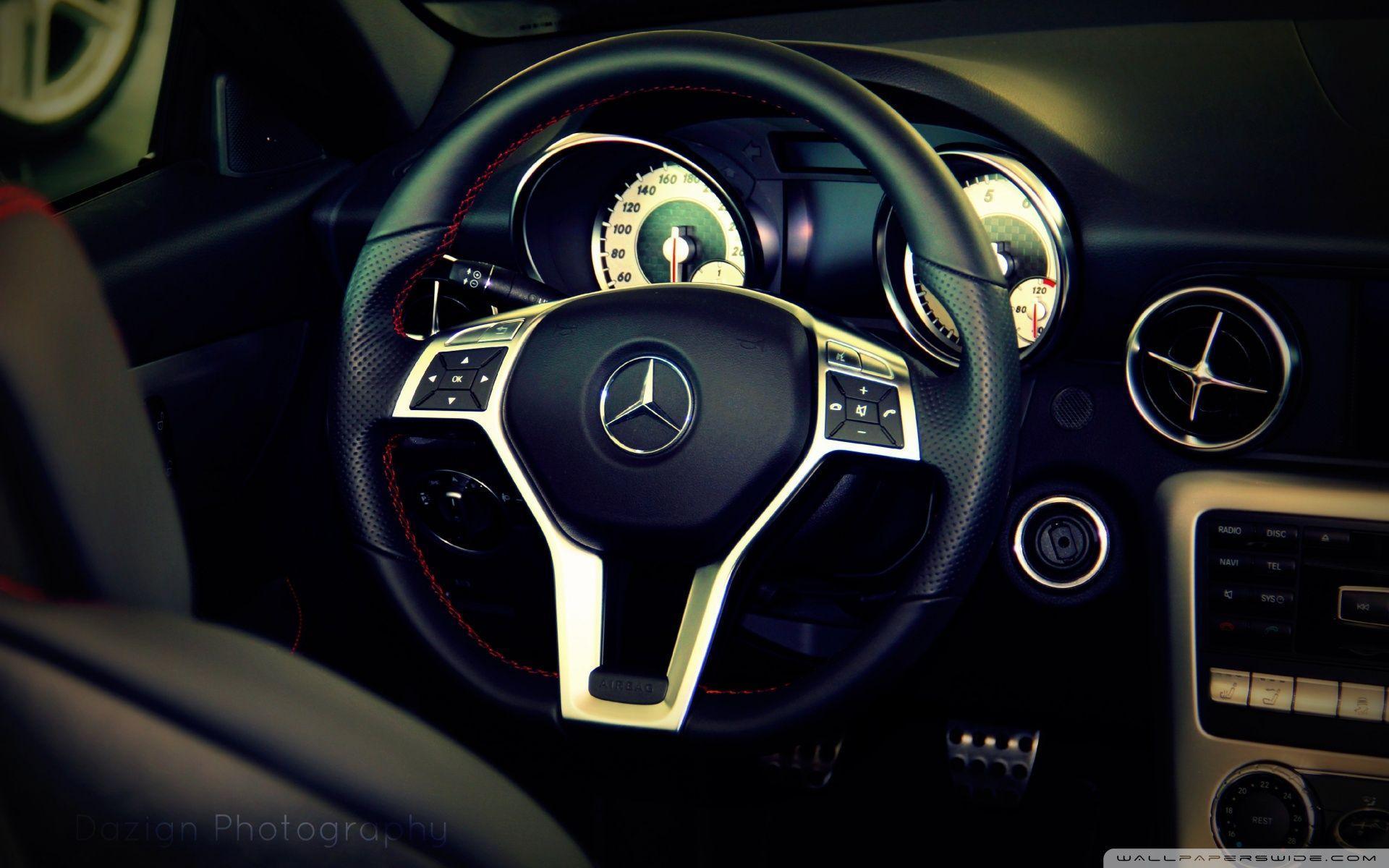 Mercedes-Benz HD desktop wallpaper : Widescreen : Fullscreen