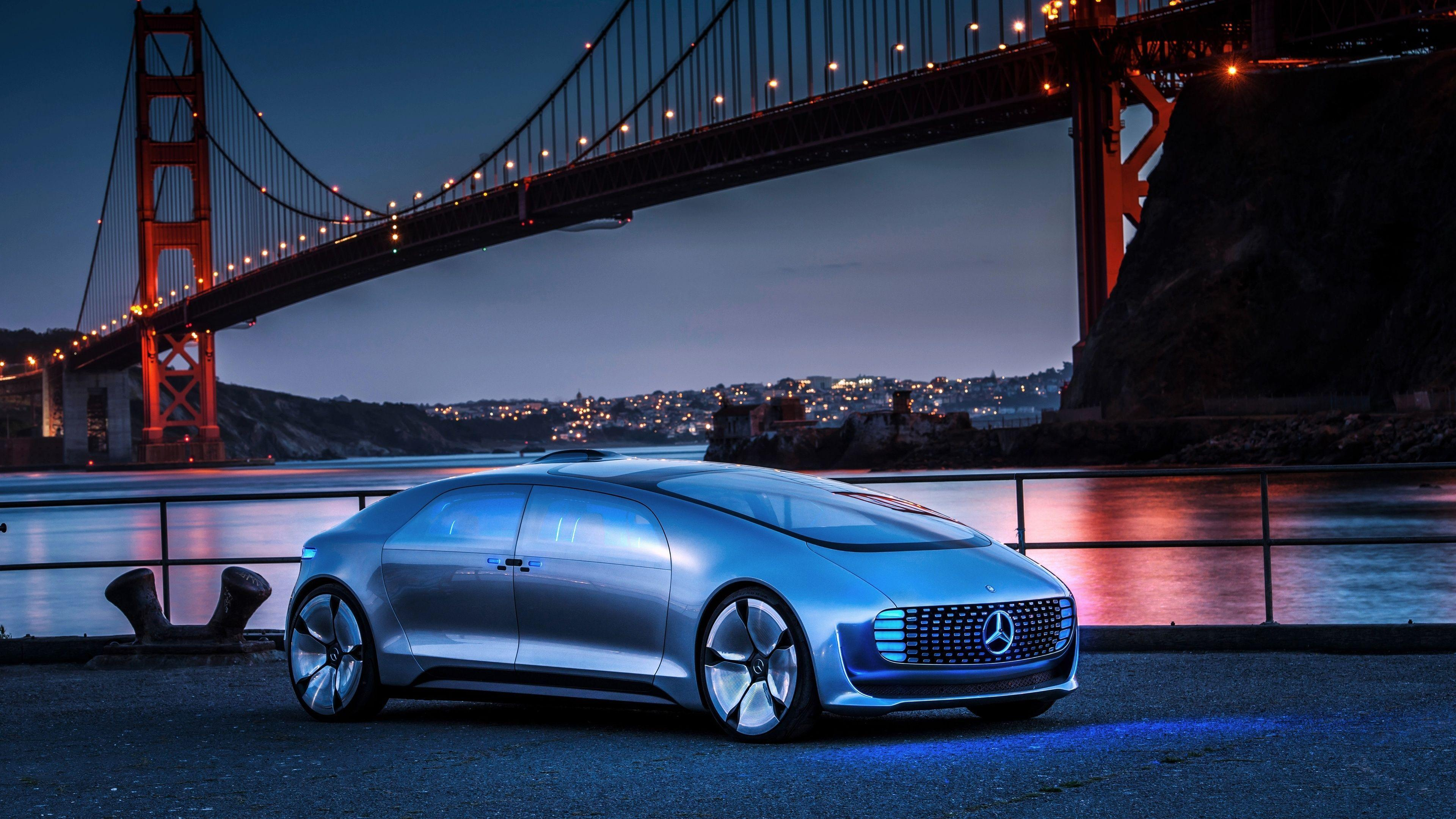 2015 Mercedes Benz F 015 Wallpapers