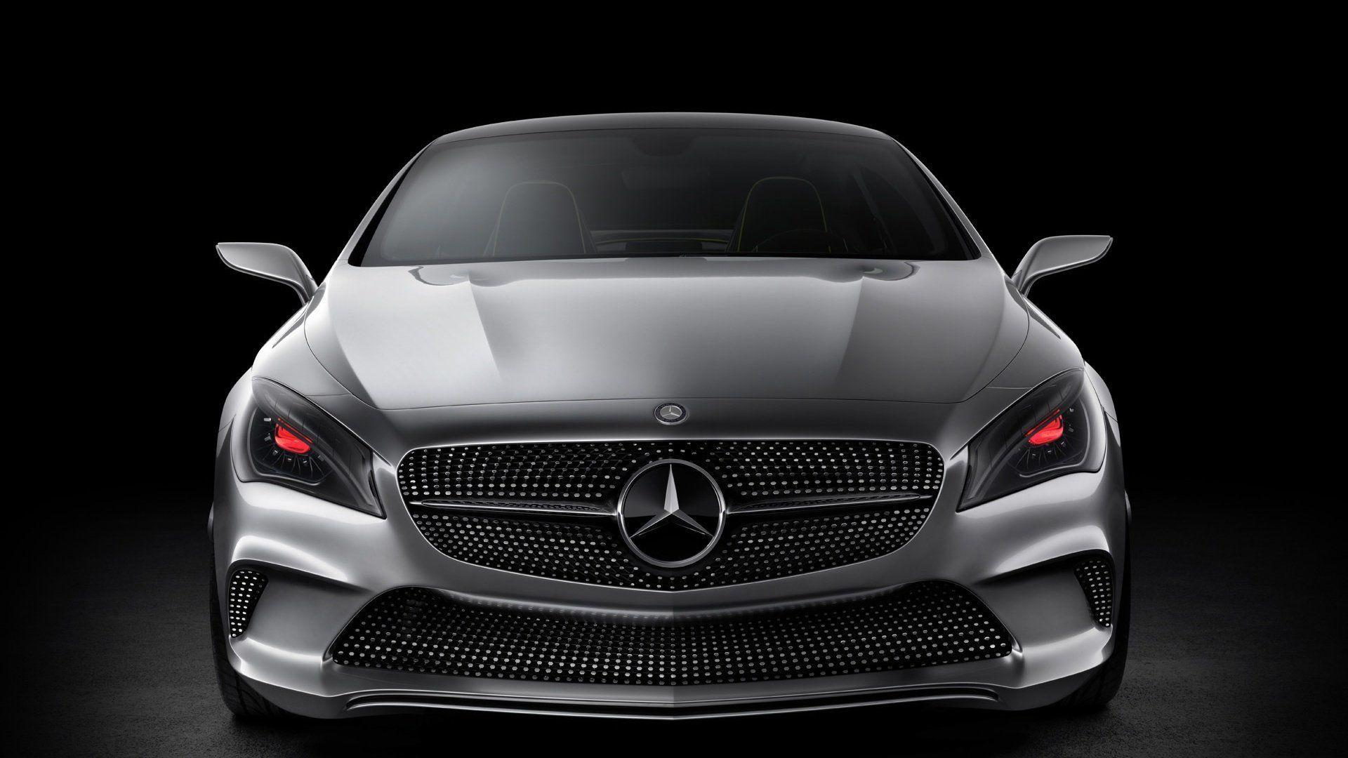Mercedes Benz Concept Style Coupe Wallpapers