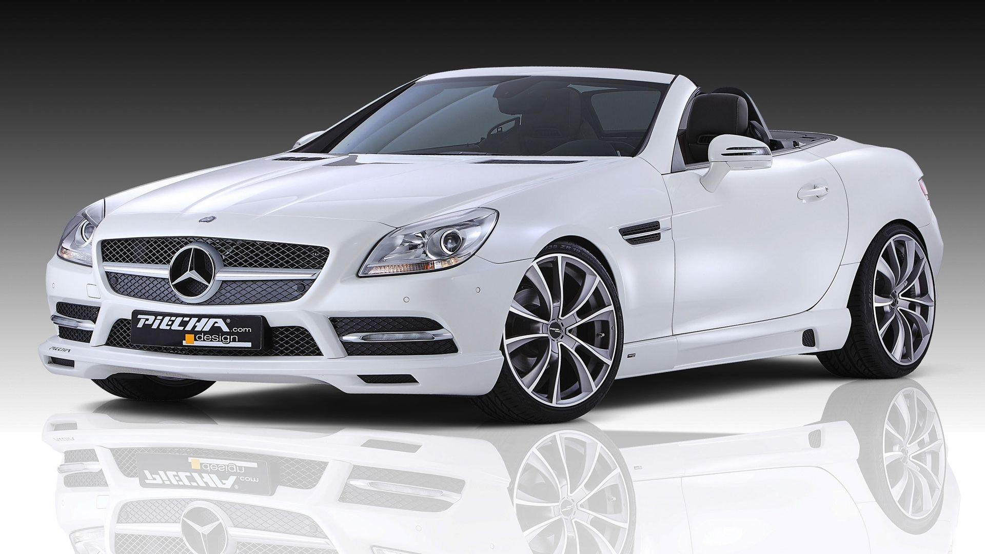Mercedes Benz Cool Design Wallpapers HD Wallpapers