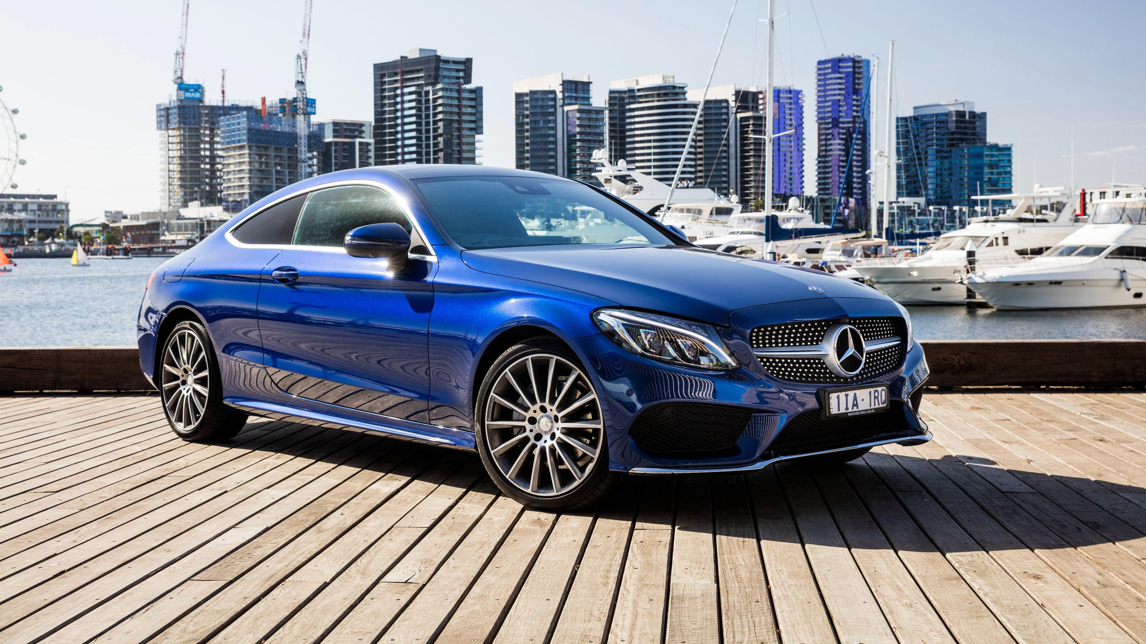 2016 AMG Mercedes Benz C Class Wallpapers