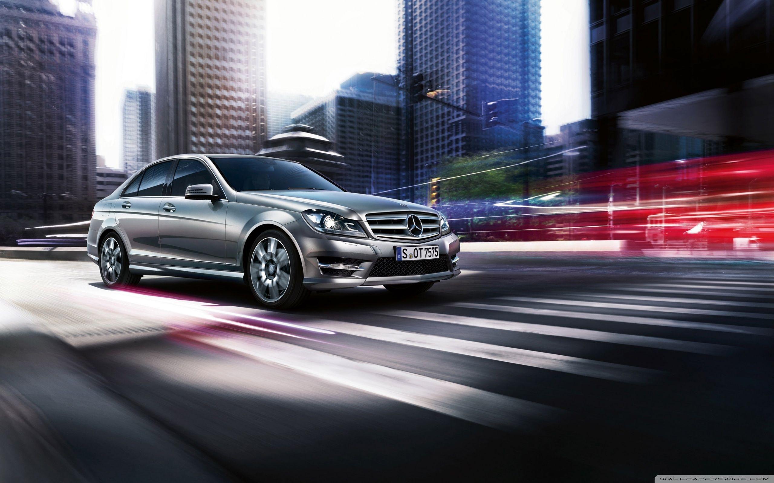 2013 Mercedes Benz C Class HD desktop wallpaper : High Definition ...