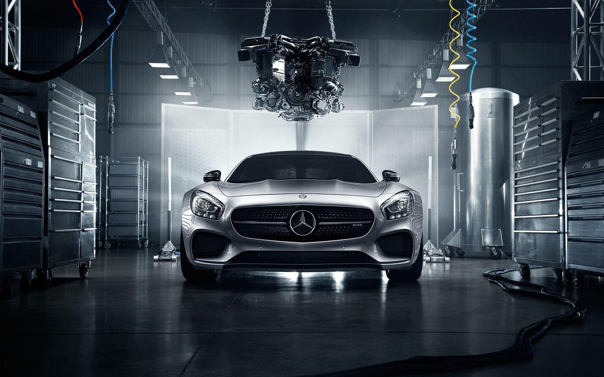 2016 Mercedes Benz AMG GT S Wallpaper | HD Car Wallpapers
