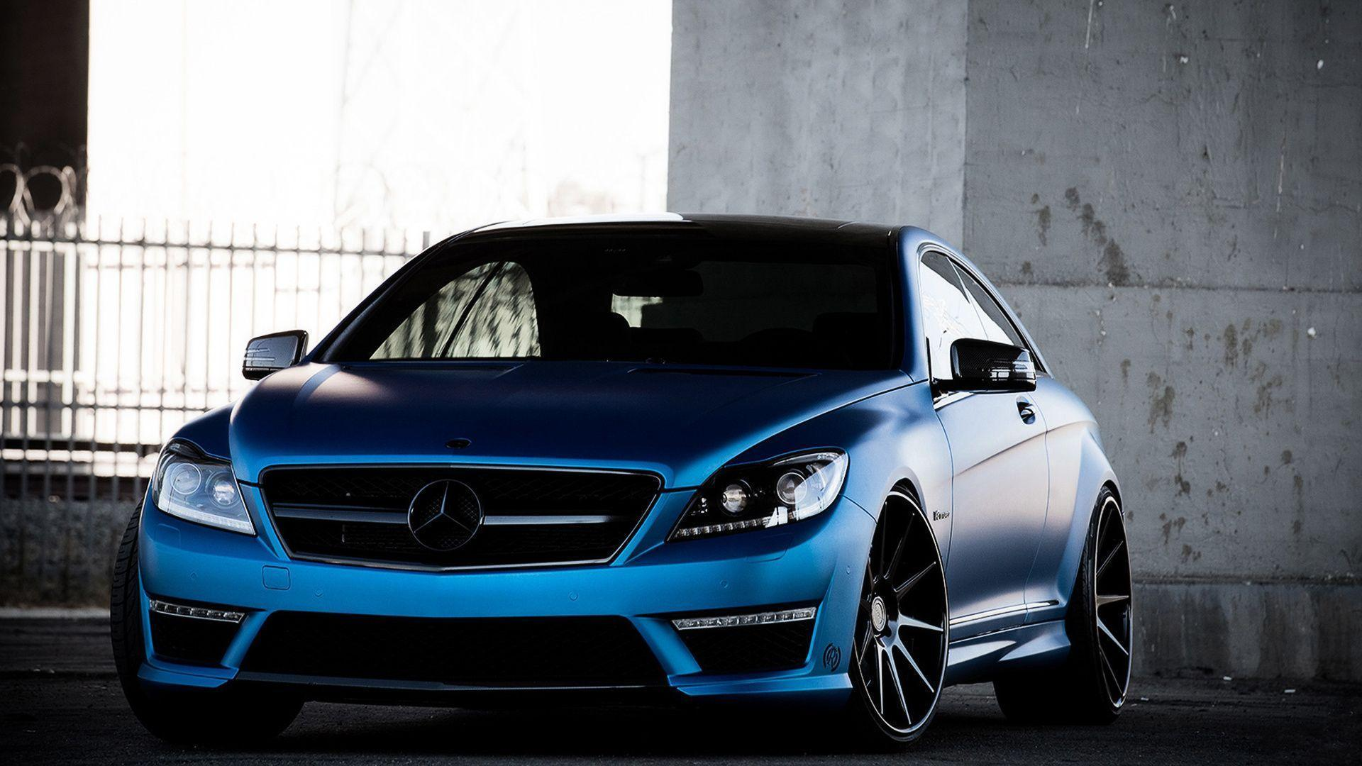 1 Mercedes Benz Cl63 Amg HD Wallpapers