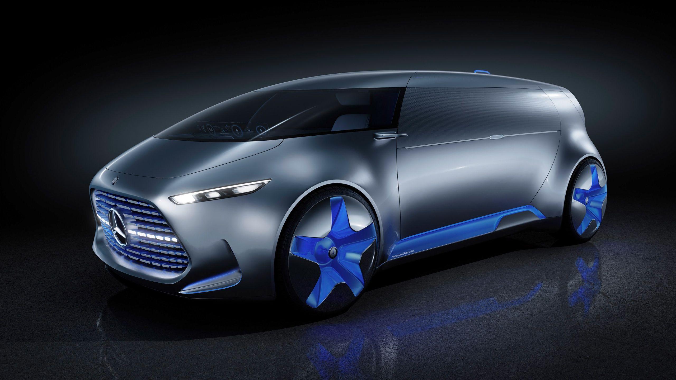 2015 Mercedes Benz Vision Tokyo Concept Wallpaper | HD Car Wallpapers