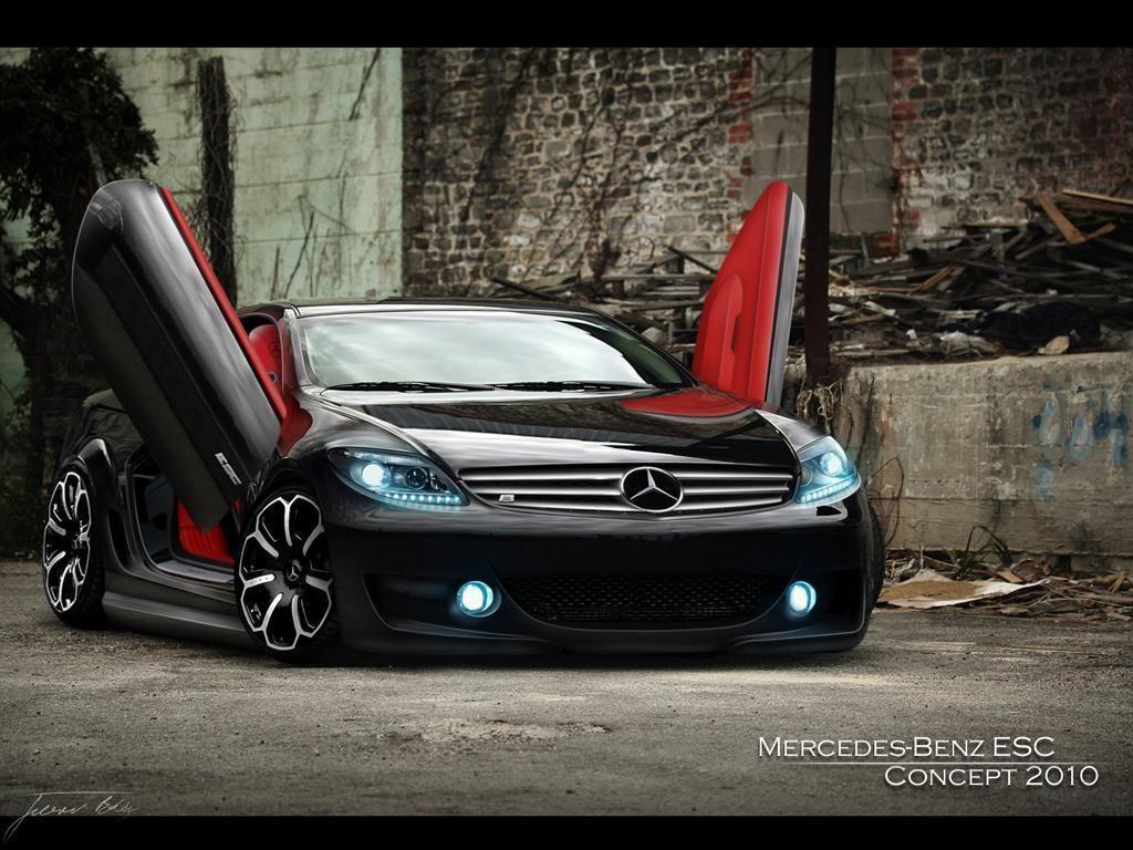 MERCEDES - BENZ ESC CONCEPT - Mercedes-Benz : Desktop and mobile ...