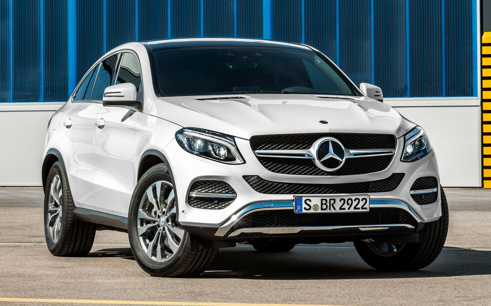 Mercedes-Benz GLE 350 d Coupe (2015) Wallpapers and HD Images ...
