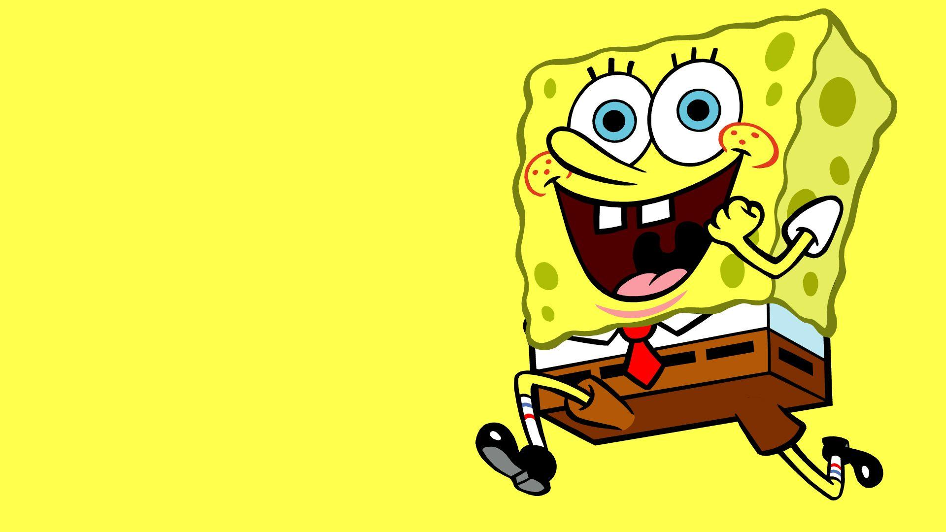 Cute Spongebob Wallpaper HD | HD Wallpapers, Backgrounds, Images ...