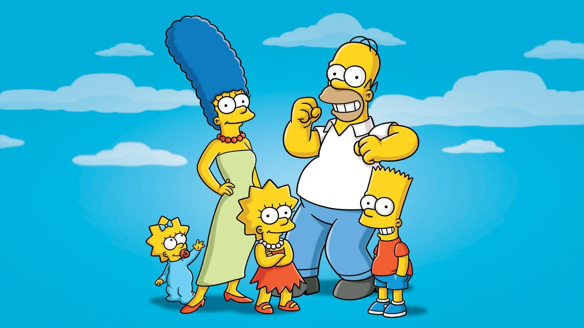 Free HD Simpsons Wallpapers | HD Wallpapers, Backgrounds, Images ...