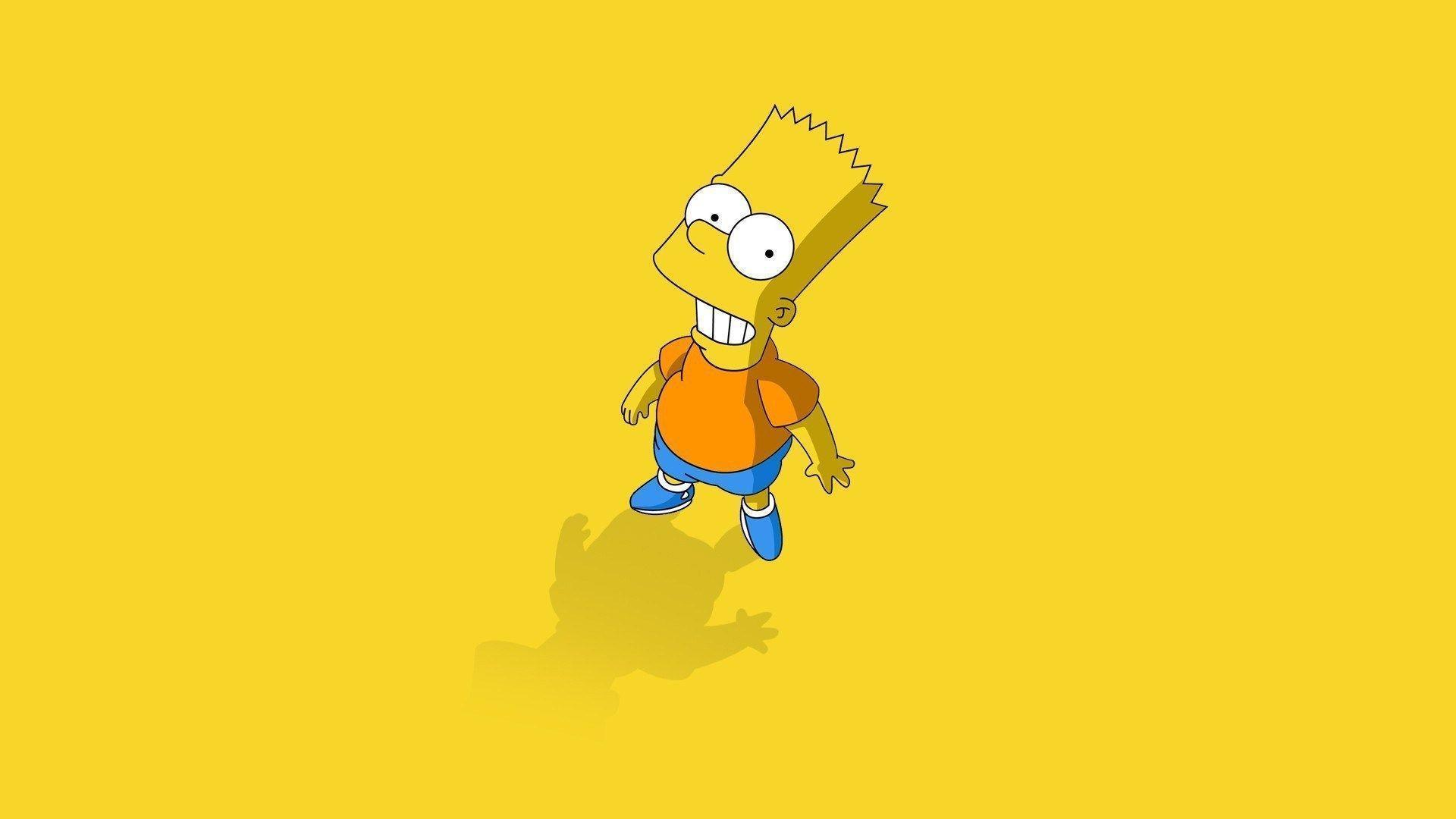 The Simpsons Wallpapers Bart