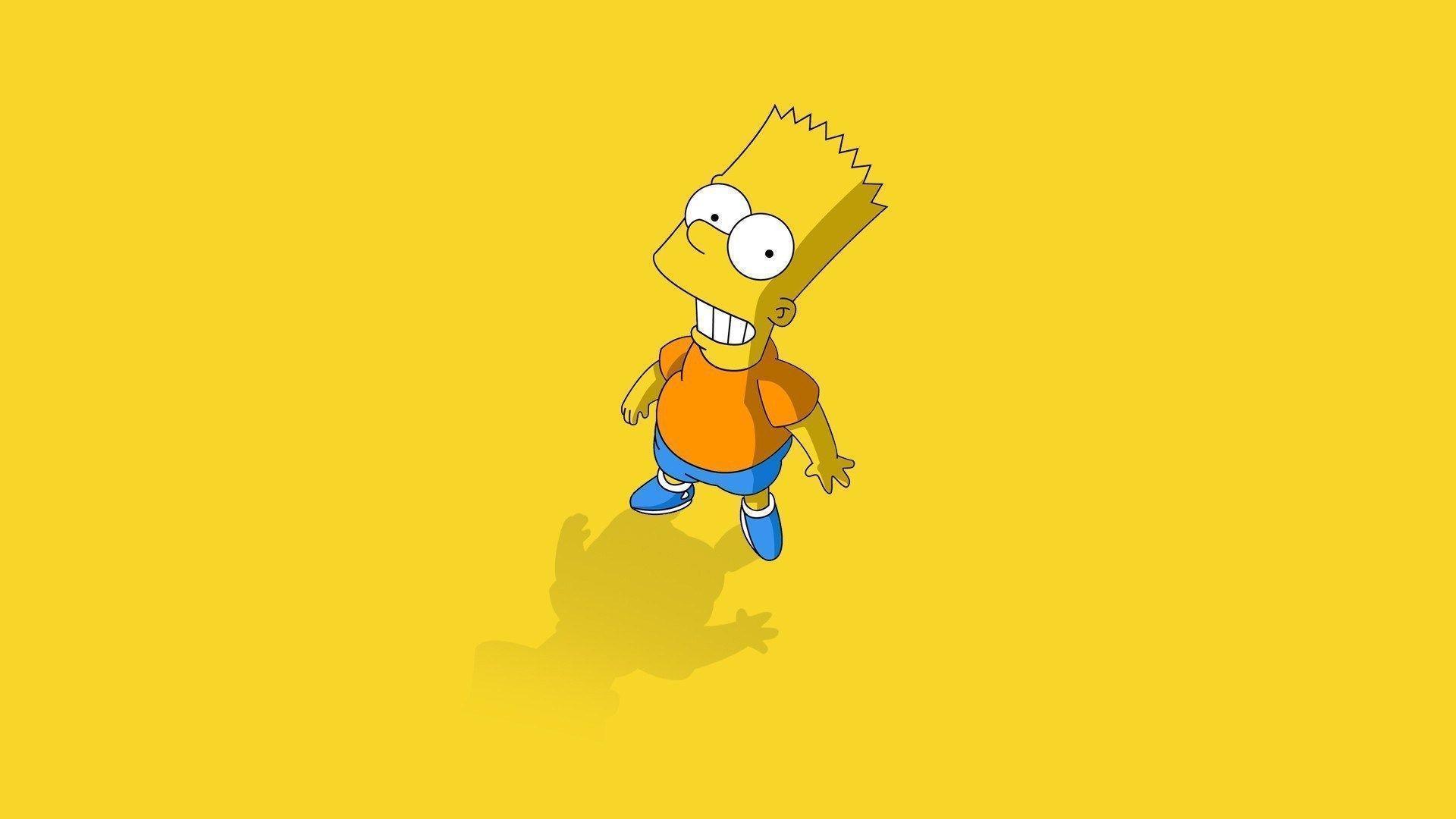 The Simpsons Wallpaper Bart - wallpaper.