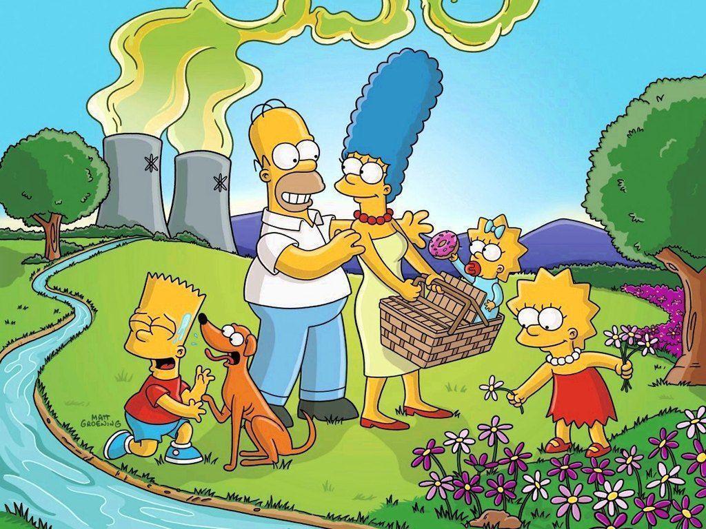 The Simpsons Wallpaper - WallpaperSafari