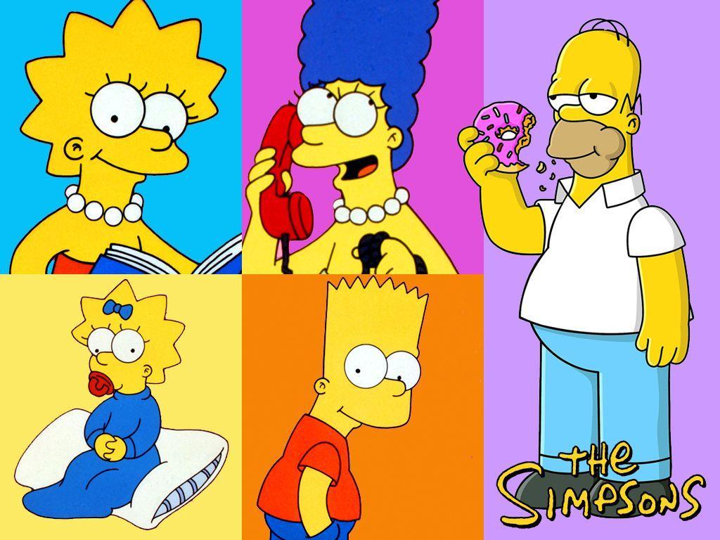 The Simpsons Desktop Wallpapers - HD Wallpapers Pop