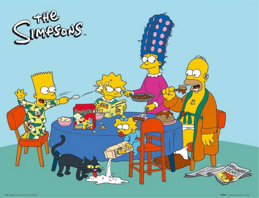 The Simpsons Wallpapers For Ipad Mini