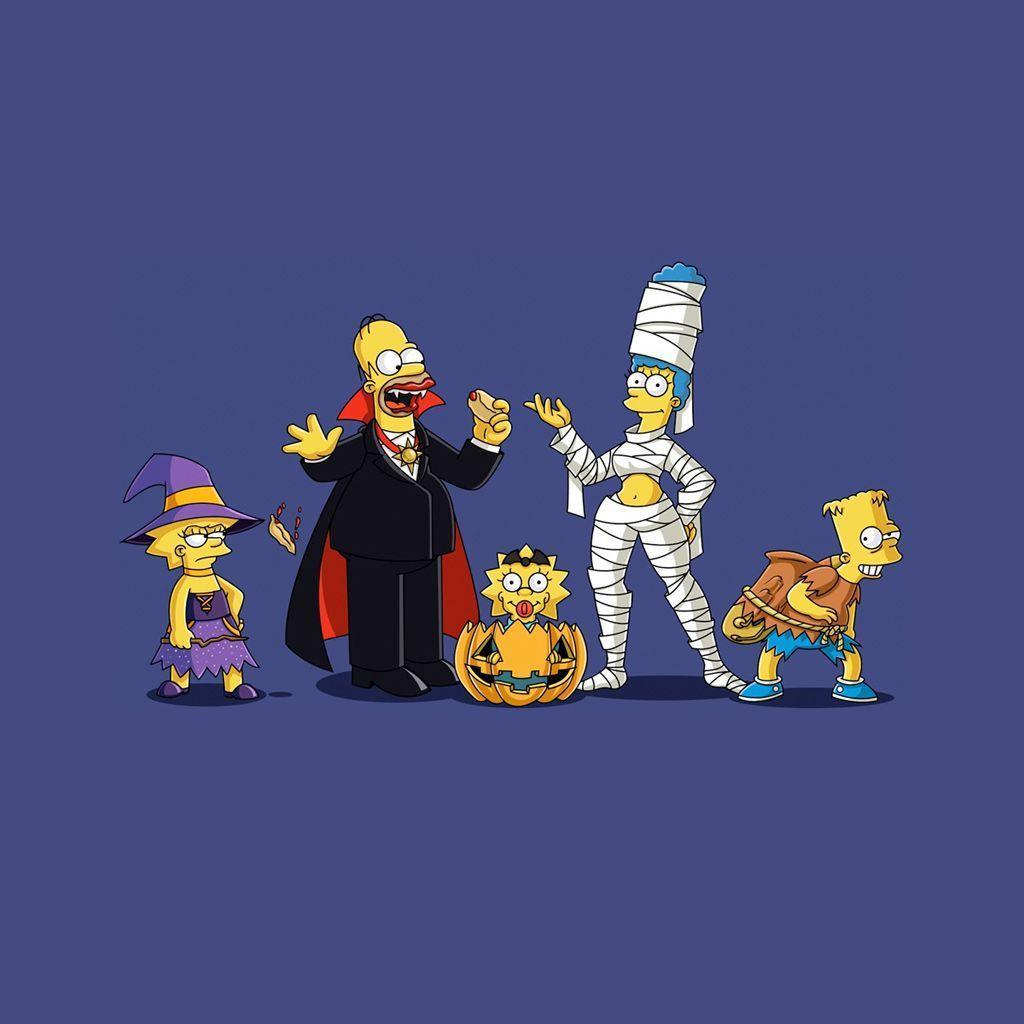 The Simpsons Wallpapers Mac
