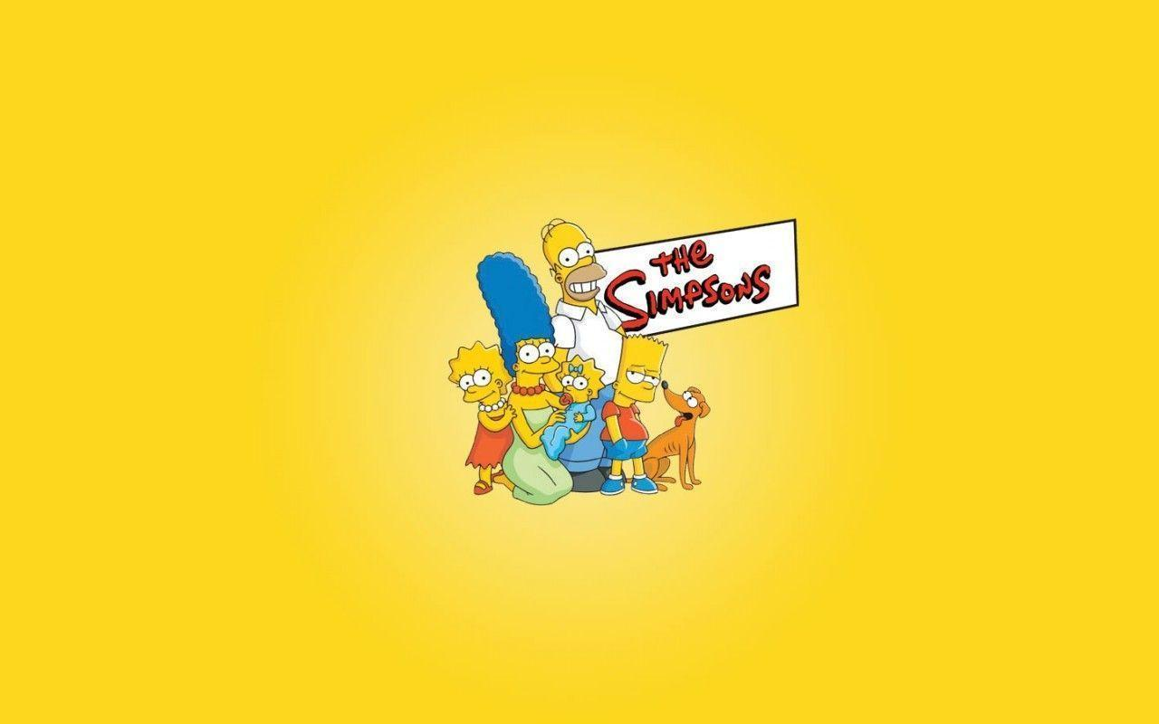 The Simpsons - wallpaper.