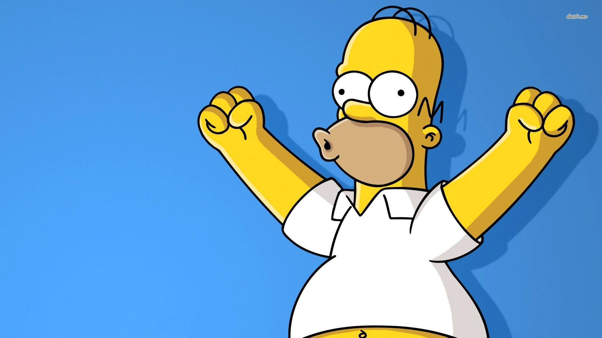 306 The Simpsons HD Wallpapers | Backgrounds - Wallpaper Abyss ...