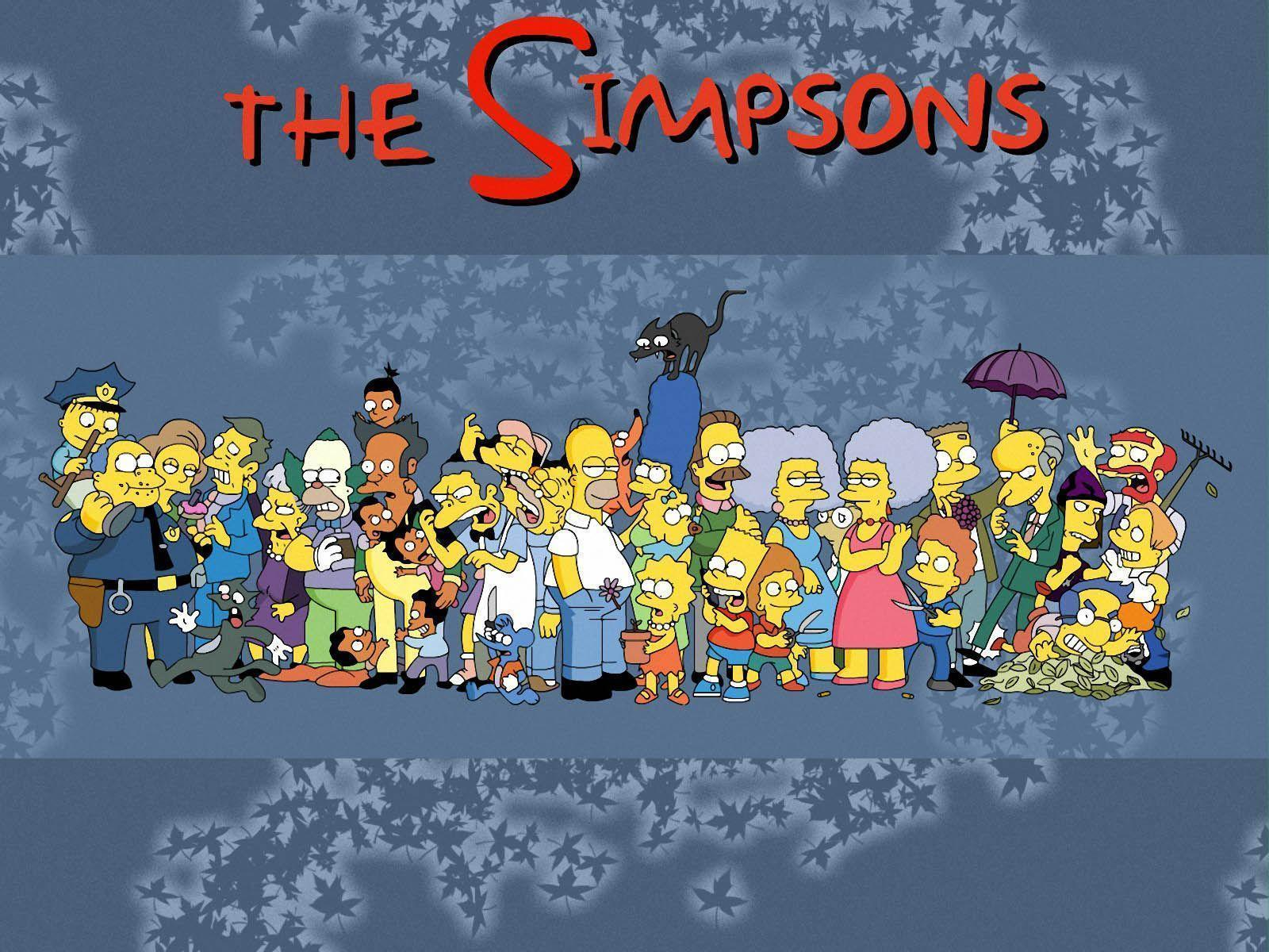 The Simpsons Wallpapers Wallpapers,The Simpsons Wallpapers