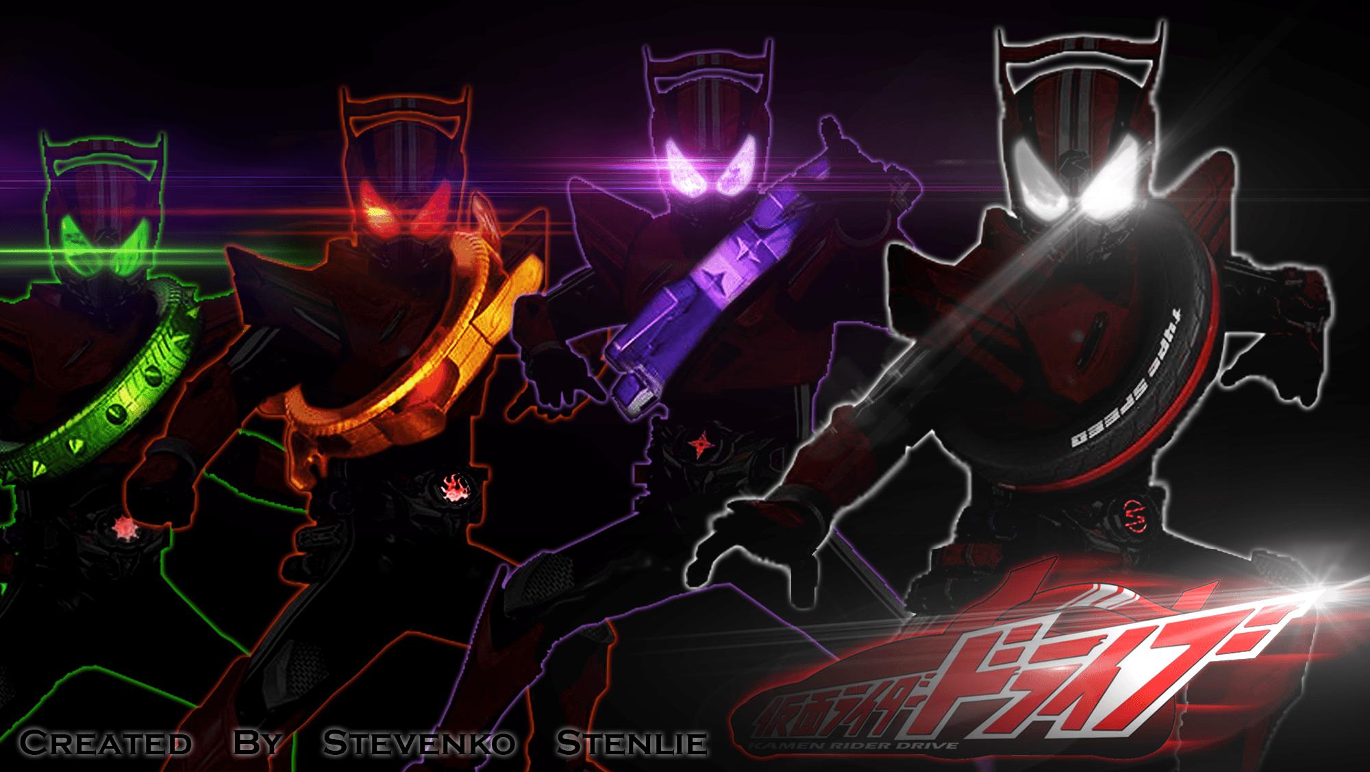 Kamen Rider Wallpapers - Wallpaper Cave