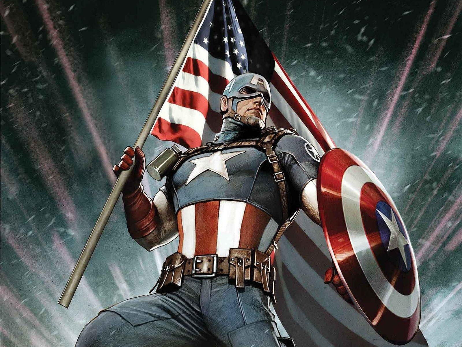 246 Captain America HD Wallpapers
