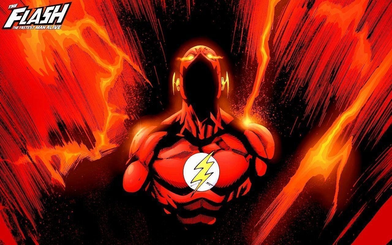 The Flash Symbol Wallpapers Group
