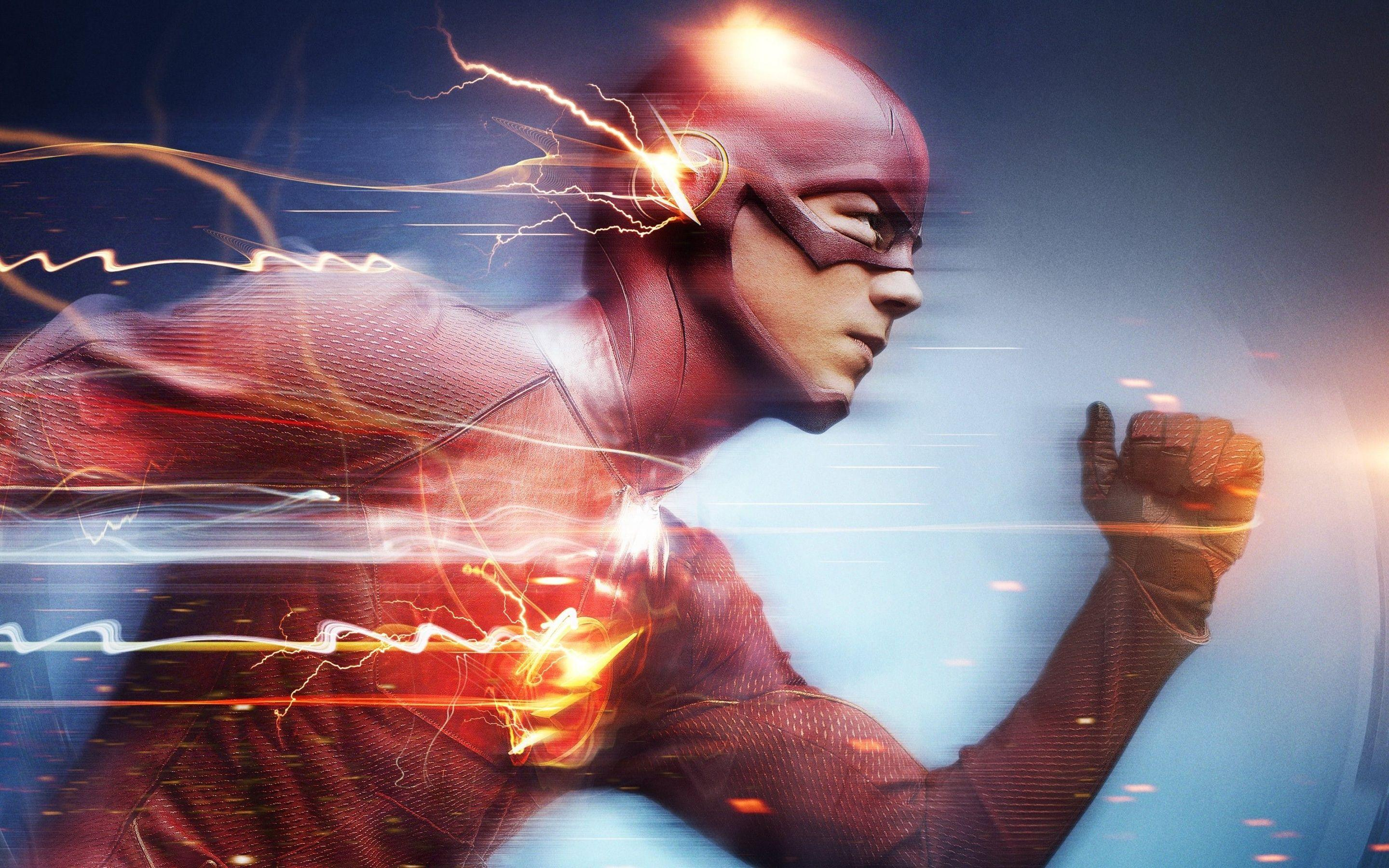 35 The Flash (2014) HD Wallpapers | Backgrounds - Wallpaper Abyss