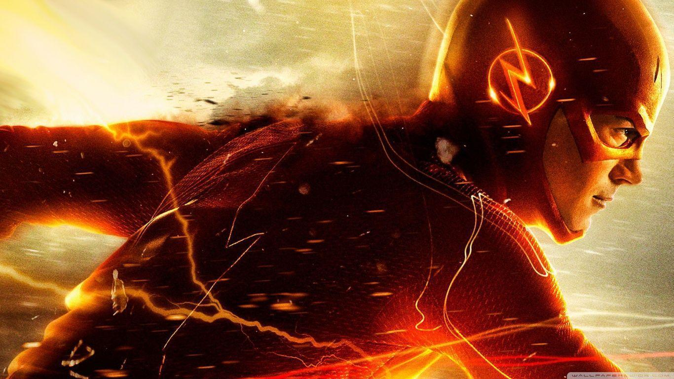 The Flash CW HD desktop wallpapers : Widescreen : High Definition