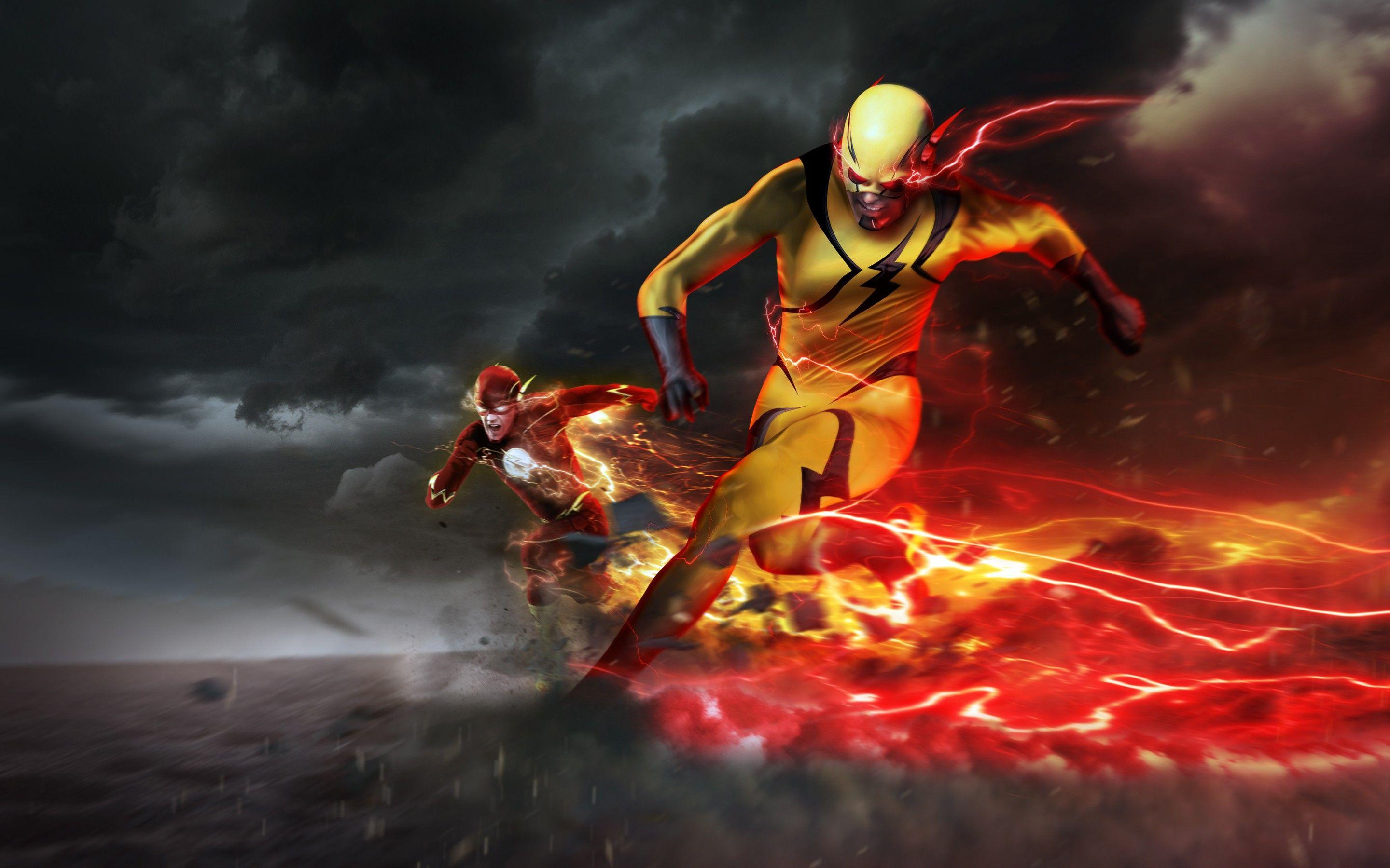 The Flash Wallpapers UHD