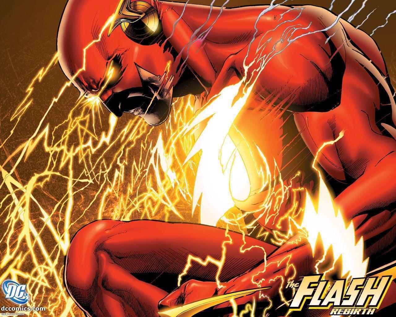 The Flash Wallpaper DC Comics - WallpaperSafari