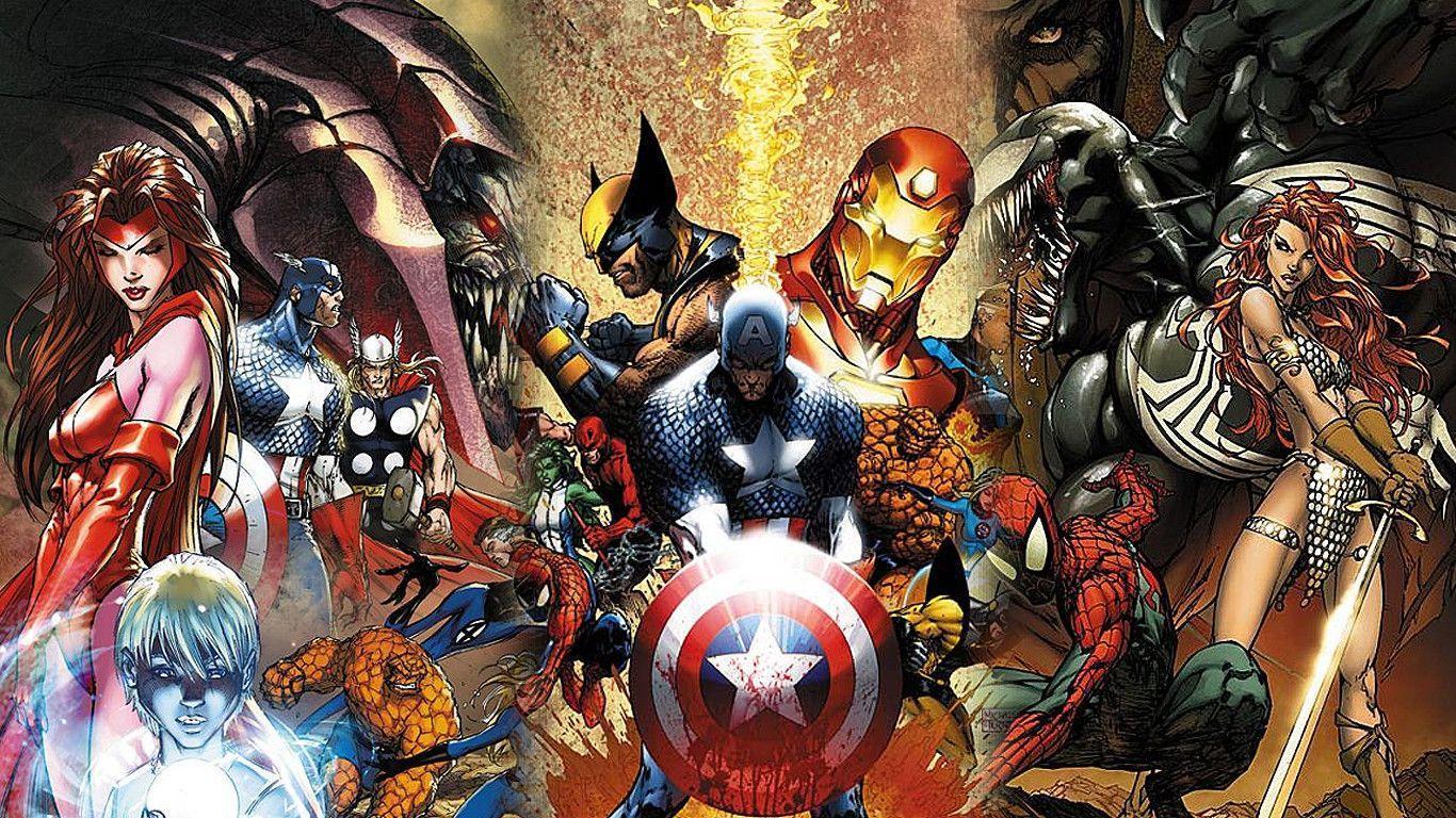 Marvel Wallpapers - QyGjxZ