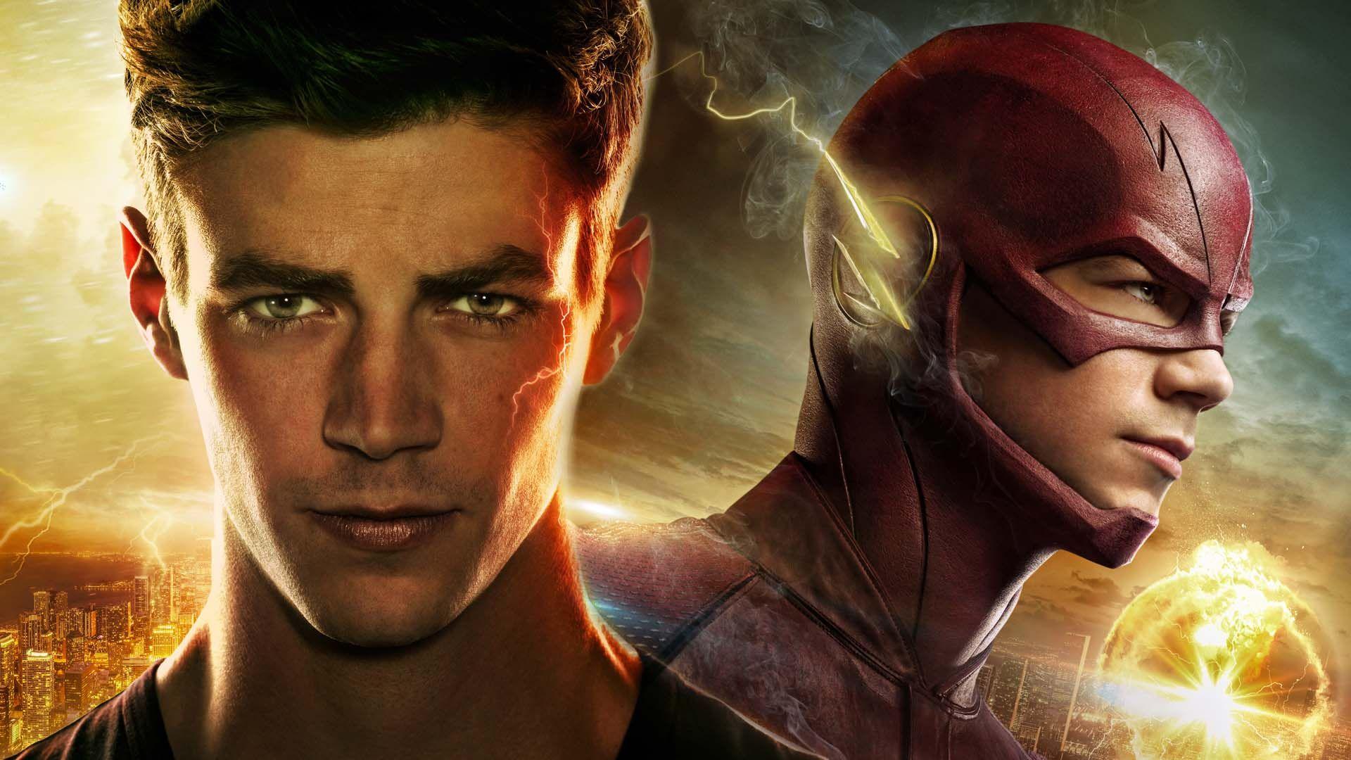 Barry Allen the flash hd desktop wallpaper