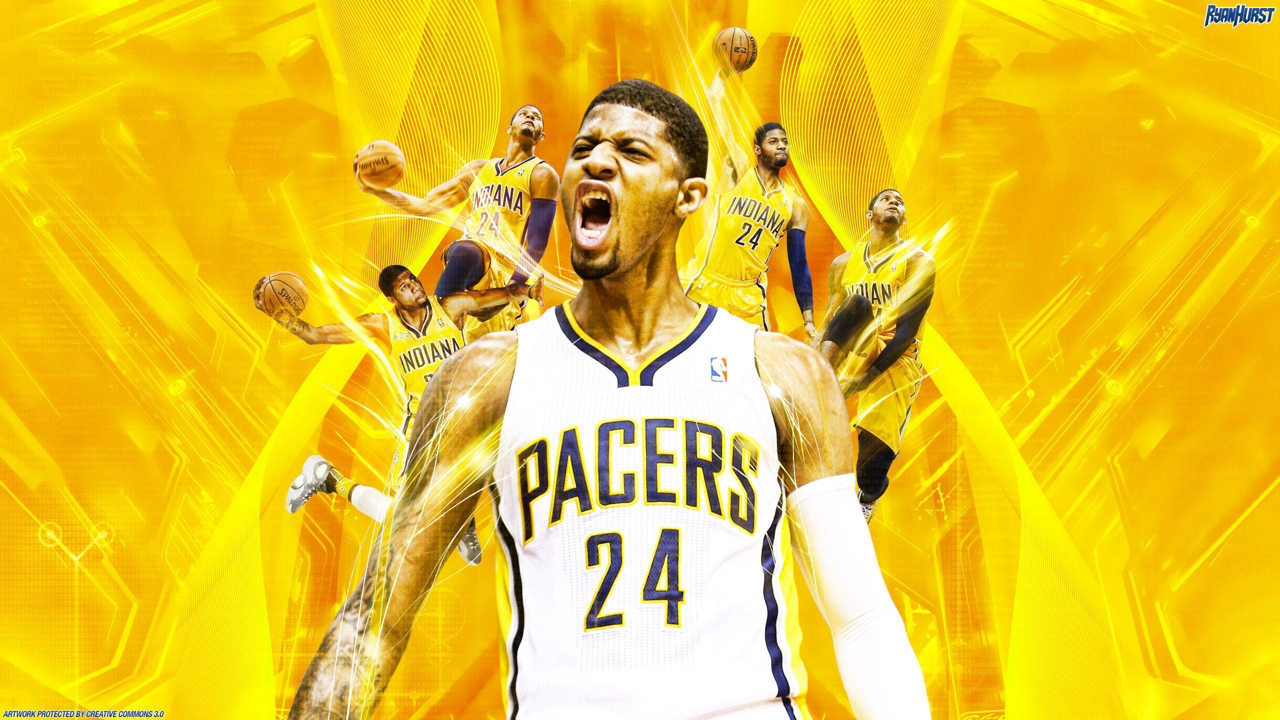 Paul George Wallpapers | Basketball Wallpapers at BasketWallpapers.com