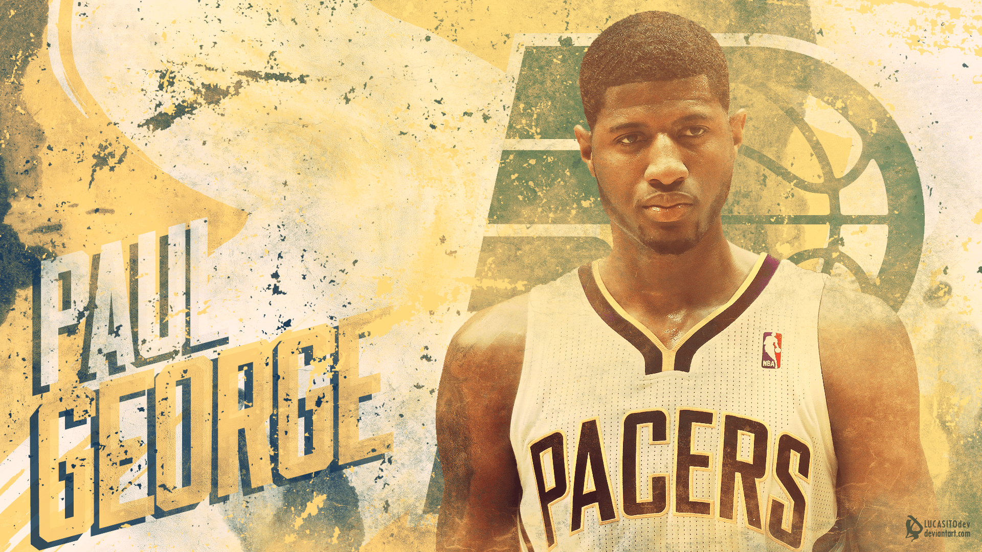 Paul George 13 Wallpaper - WallpaperSafari