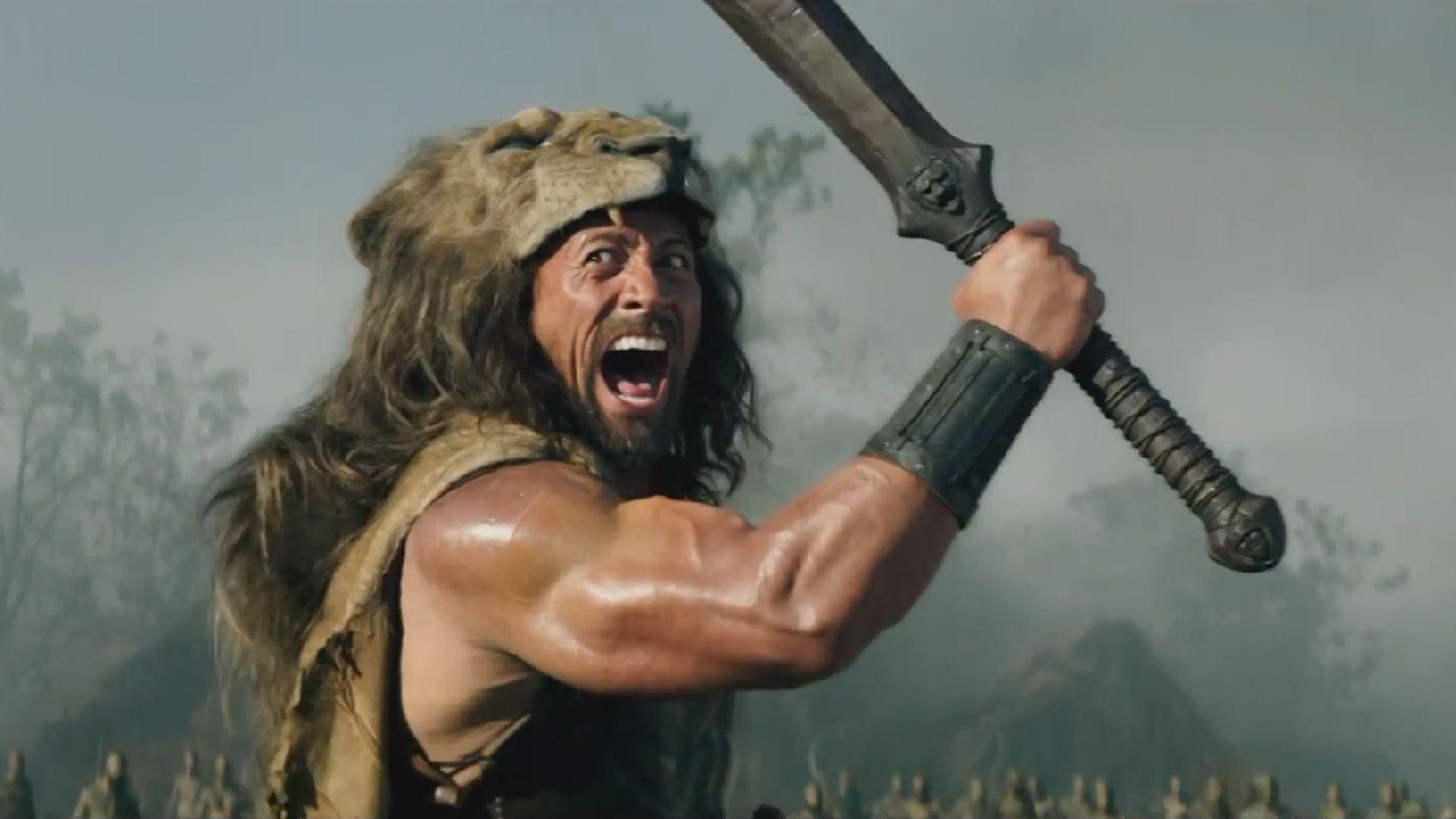 New Hercules movie wallpapers 2014