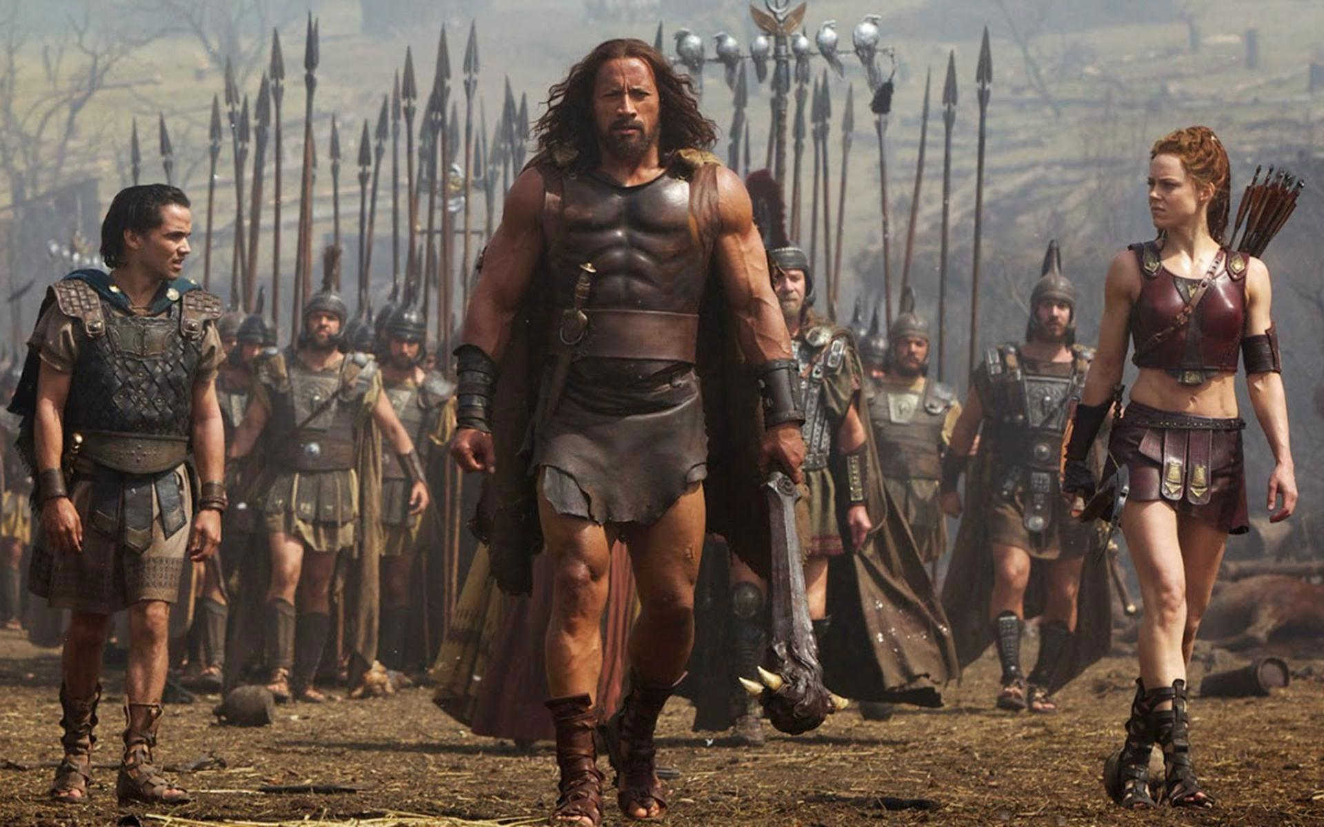 Hercules on his way to the battle - 1920x1200 - Full HD 16/10 ...