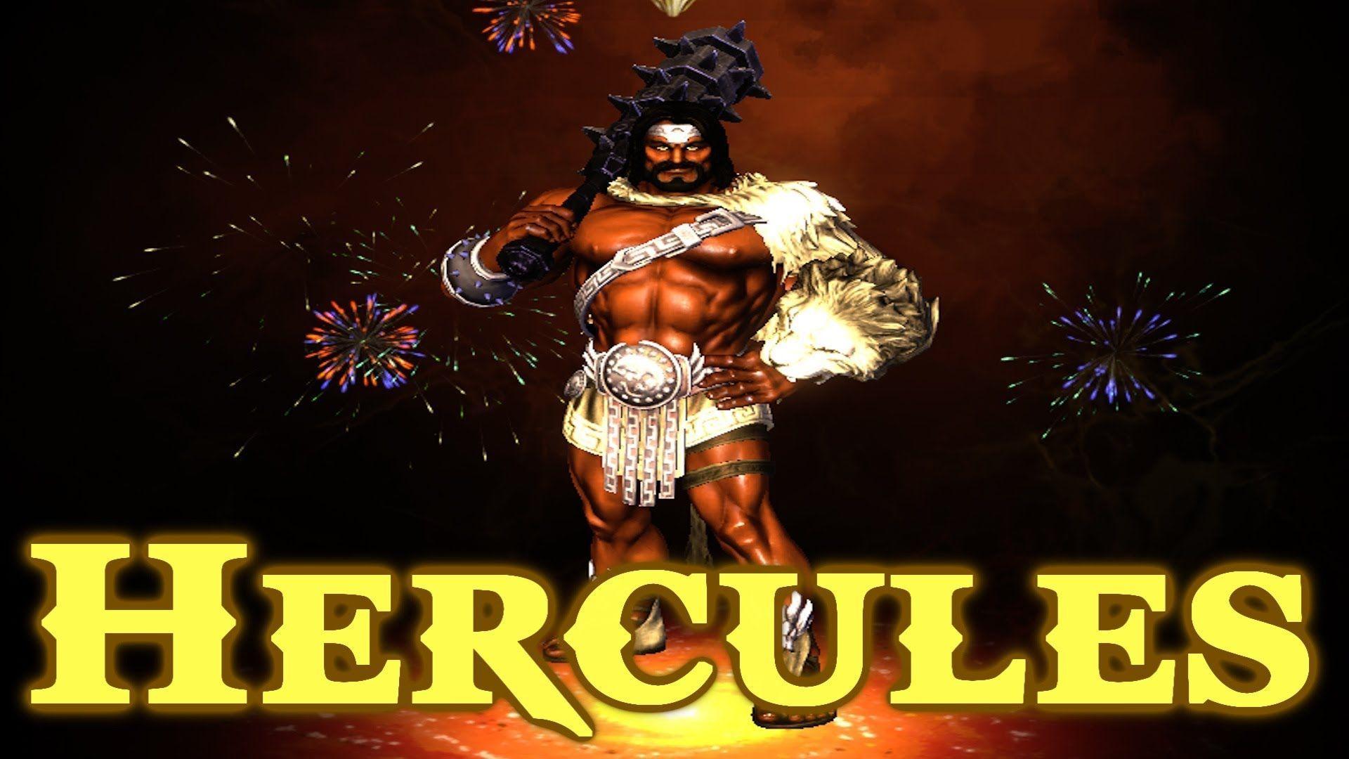 Hercules Wallpaper | Wallpapers9