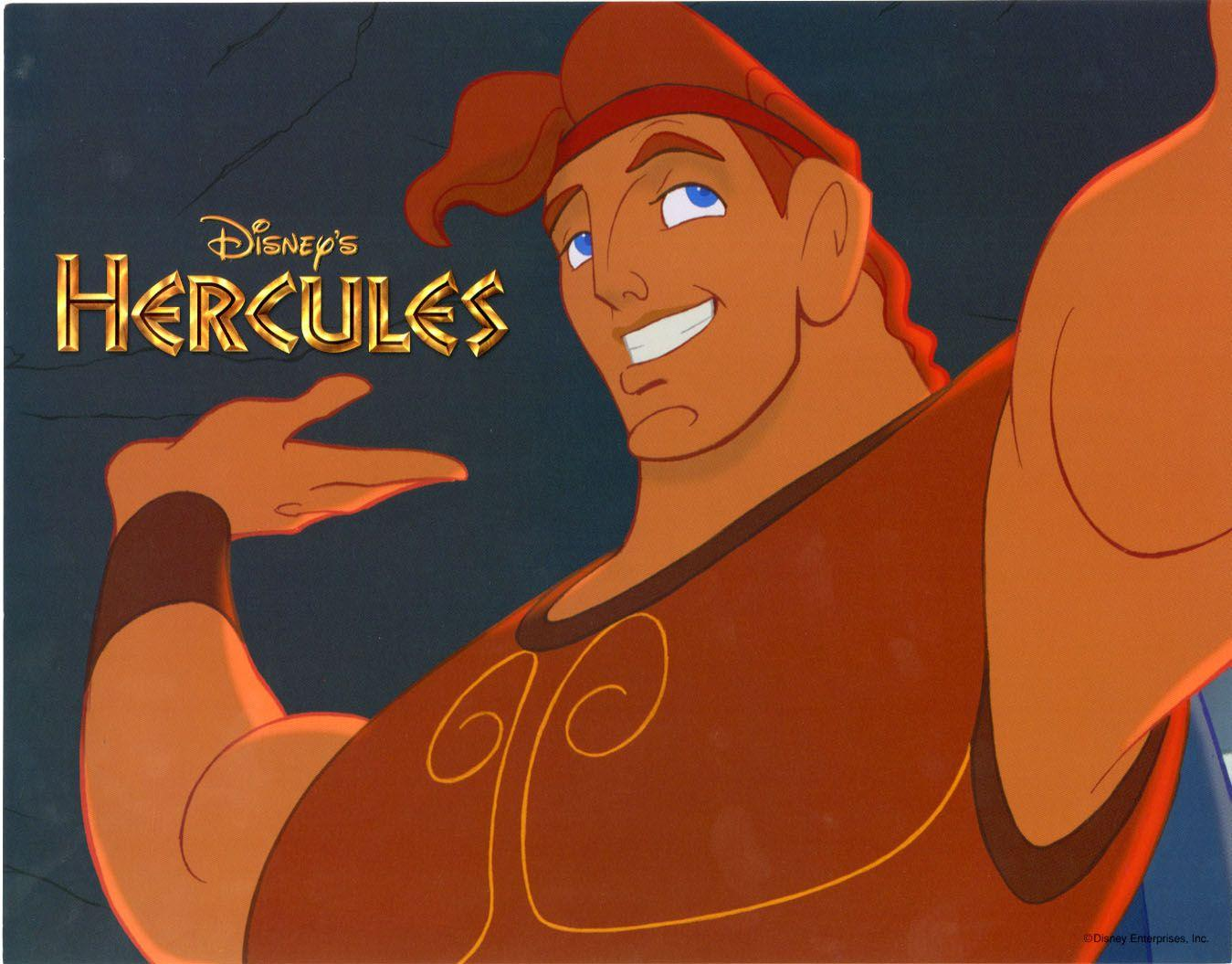 Disney Hercules Movie HD Wallpaper Image for PC - Cartoons Wallpapers
