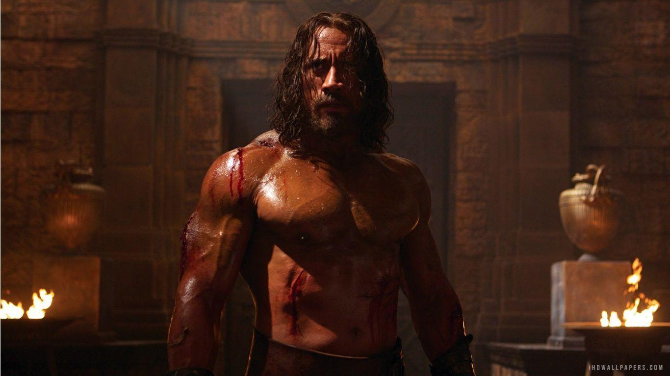 The Rock in Hercules 2014 Movie HD Wallpaper - iHD Wallpapers