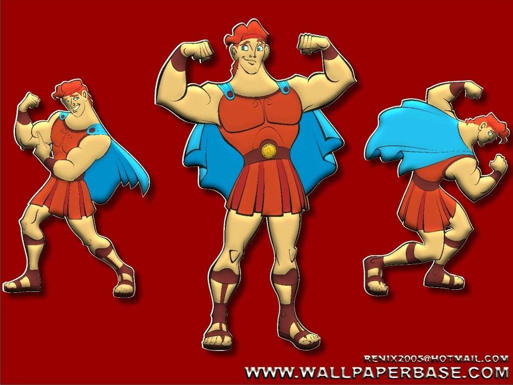 Hercules - Cartoons Wallpapers
