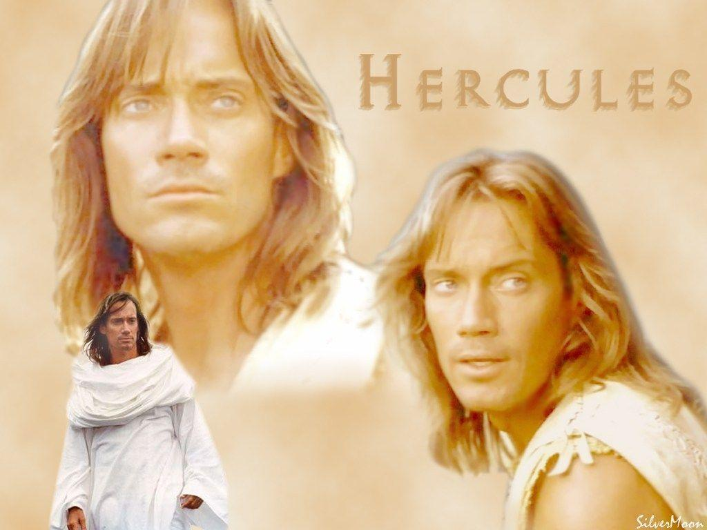 Greklands hjältar ~ Wallpapers: Hercules & Iolaus