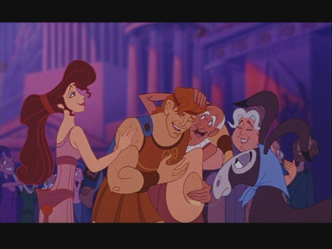 Hercules in Disney HD Image Wallpaper for PC - Cartoons Wallpapers