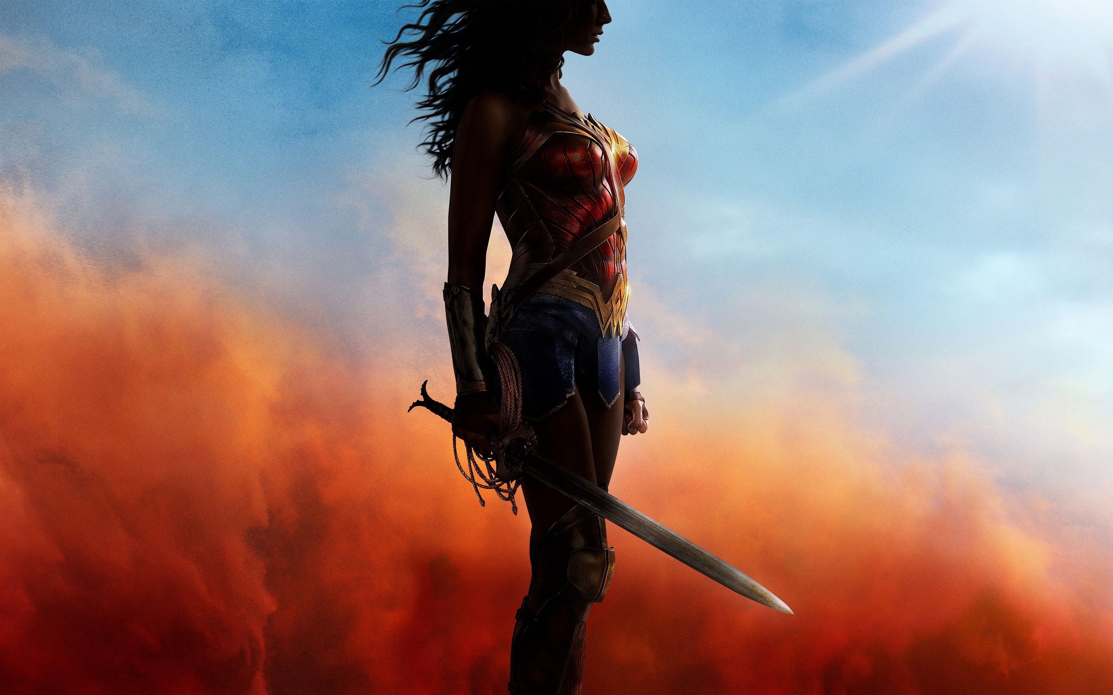2017 Wonder Woman Wallpapers | HD Wallpapers