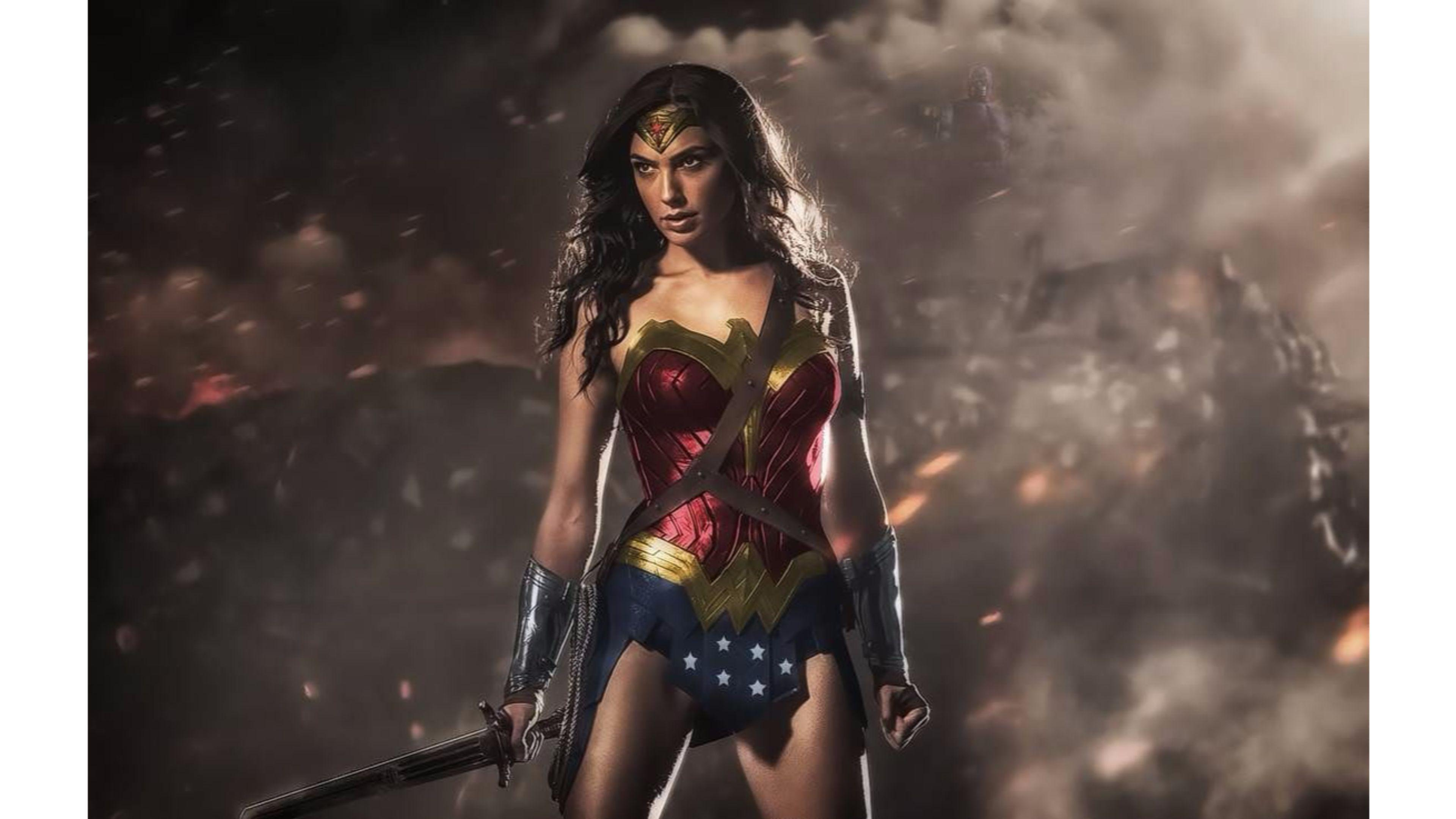 Wonder Woman Wallpaper Full Hd ~ Sdeerwallpaper