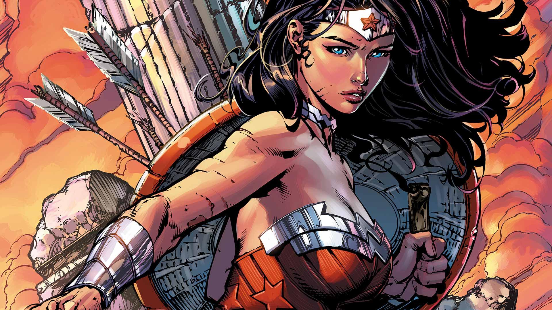 Wonder Woman wallpaper | 1920x1080 | #76365