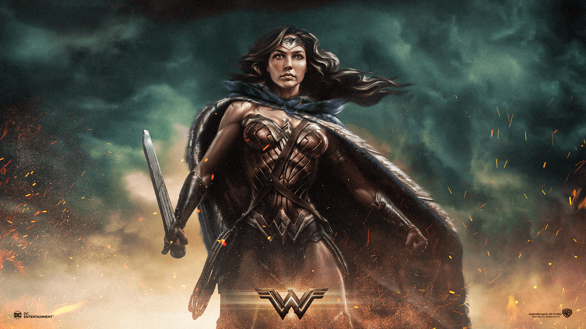 Wonder Woman Wallpaper ~ Sdeerwallpaper