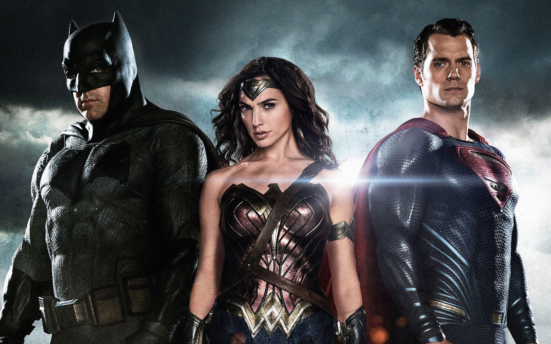 Batman Wonder Woman Superman Wallpapers | HD Wallpapers