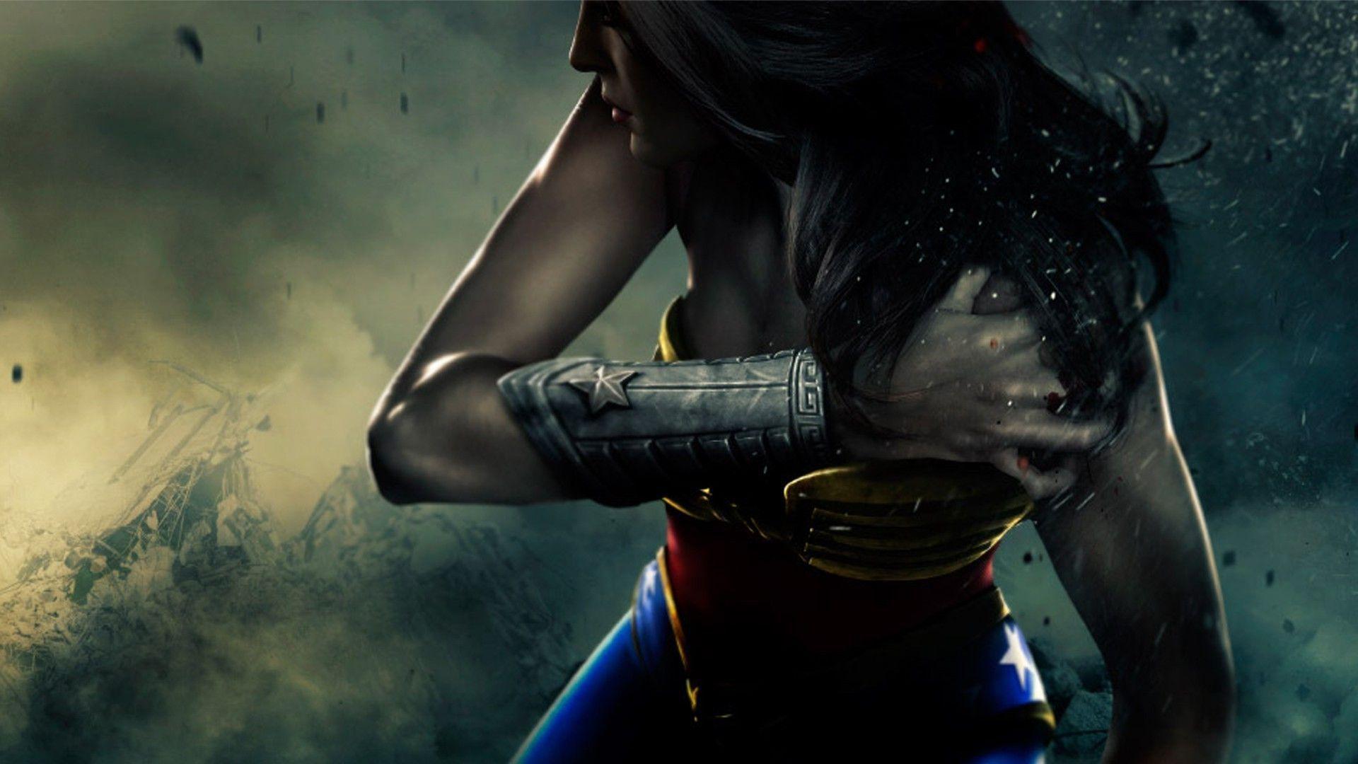 Wonder Woman Wallpaper Desktop ~ Sdeerwallpaper