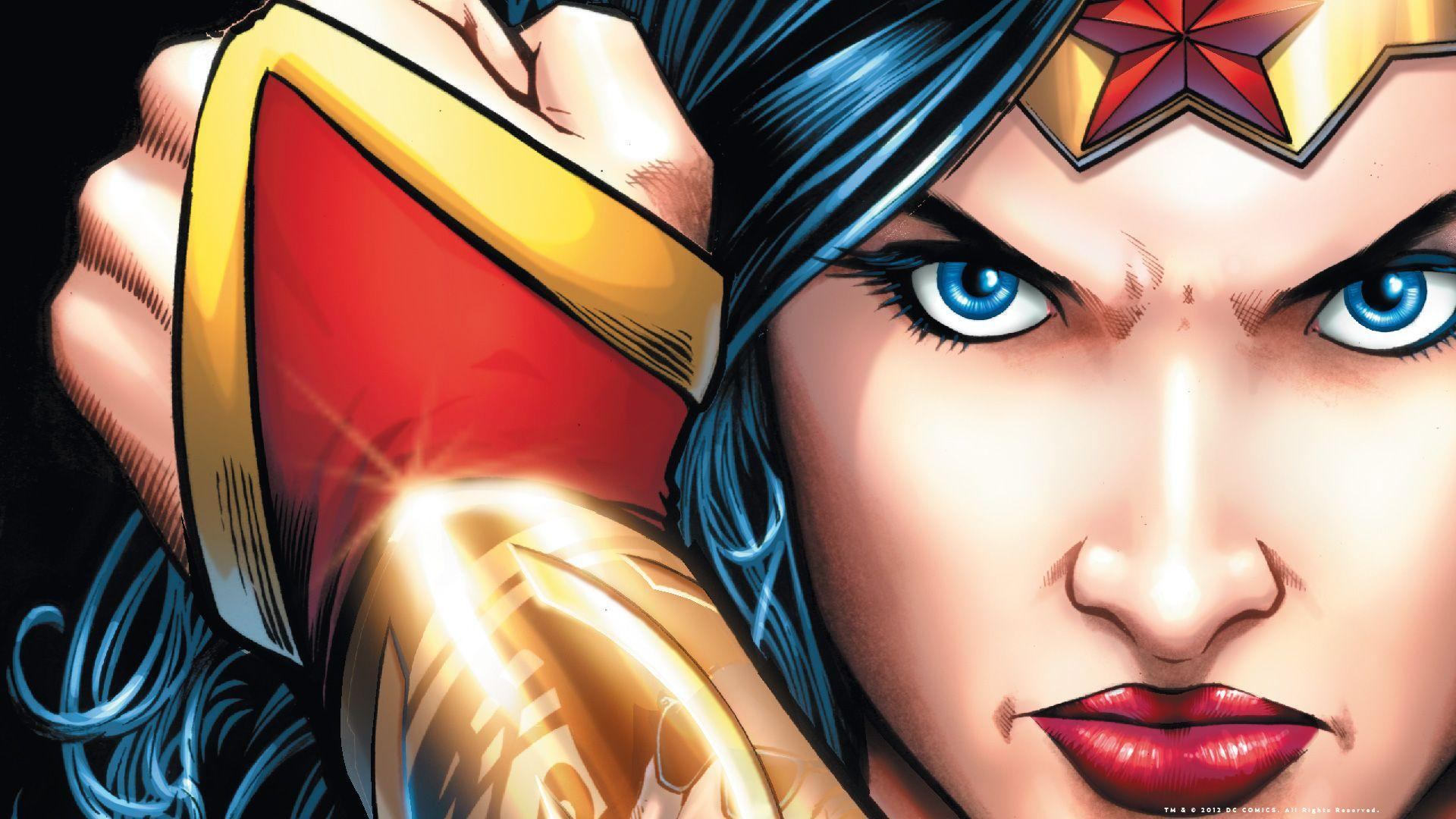 Wonder Woman HD Wallpapers - WallpaperSafari