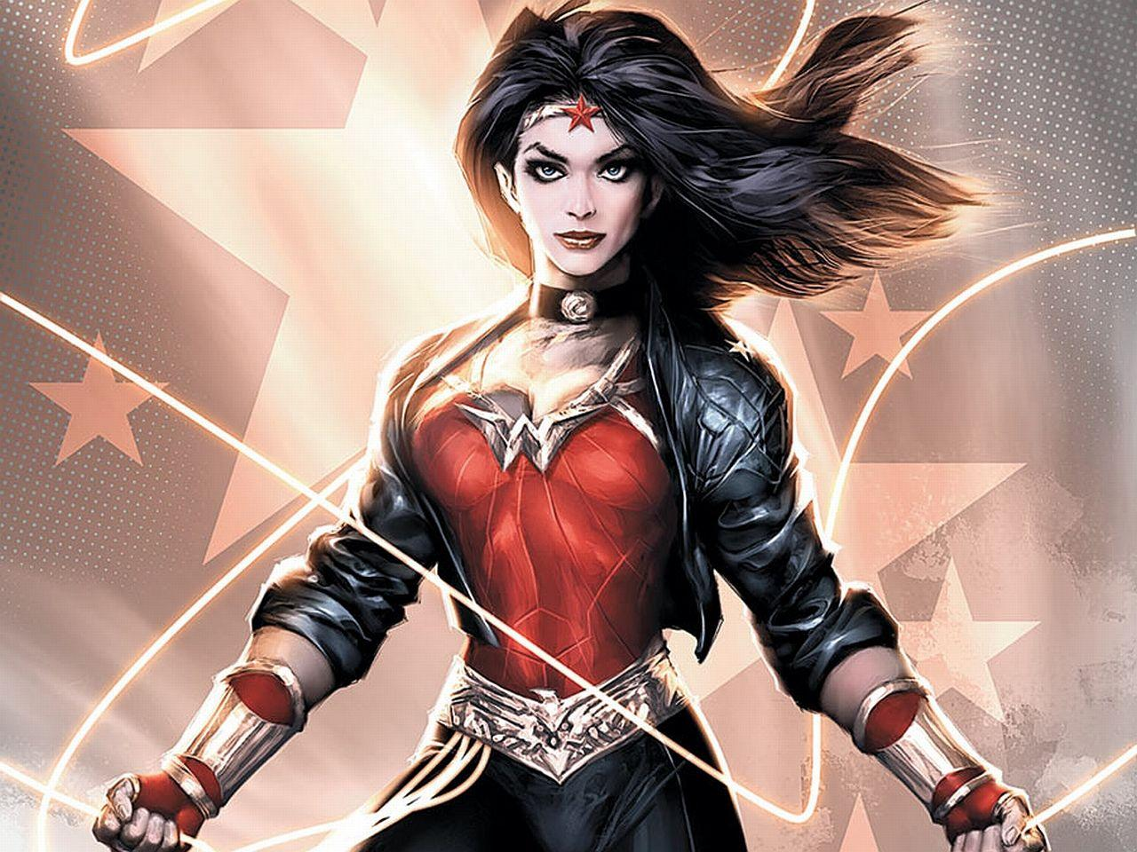 Wonder Woman Wallpaper Desktop #h958407 | Cartoons HD Wallpaper ...