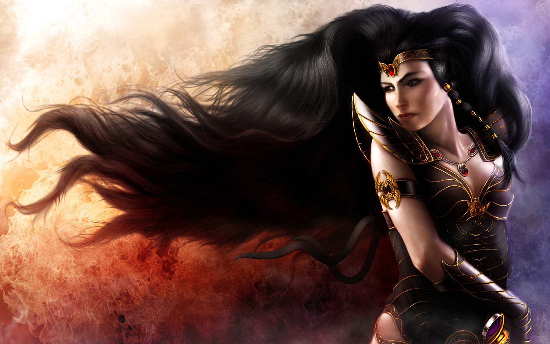 Wonder Woman – Daily Backgrounds in HD